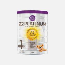 A2白金系列婴幼儿奶粉1段900g*3桶 包邮包税澳洲直邮