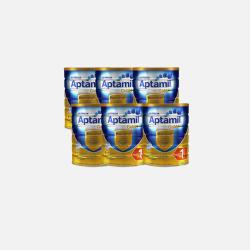 【六罐装】Karicare Aptamil可瑞康爱他美婴儿牛奶粉金装3段 900g 澳洲直邮【包邮包税】