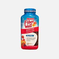 美国直邮【包邮包税】Vitafusion 膳食纤维素软糖 220粒  果蔬萃取 肠胃轻松