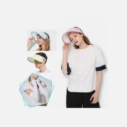【包邮包税】VVC正品夏季遮阳帽出游户外太阳帽防晒帽子女遮脸防紫外线女神帽