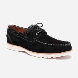 澳洲直邮【包邮包税】DK UGG春夏新款Larson交叉绑带 男鞋 经典男士牛反皮小贝鞋