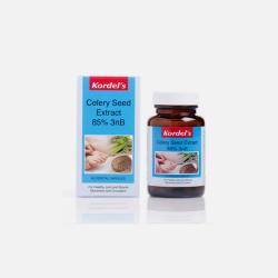 【包邮包税】新加坡直邮Kordel's 芹菜籽精华胶囊 保健品 60粒/瓶