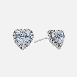 英国直邮【包邮包税】Diamond Style 俘获芳心耳钉 2只