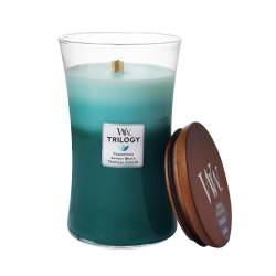 WoodWick 香薰蜡烛 大杯 多味可选
