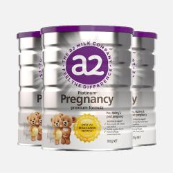 A2 孕妇奶粉 3罐 澳洲直邮包邮包税