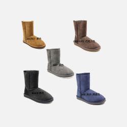 OZLANA UGG 经典款 羊皮毛一体 女 中筒 雪地靴 防滑防水 澳洲直邮包邮包税