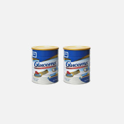 雅培 Glucerna 糖尿病病人奶粉 不含蔗糖 850g 2罐 澳洲直邮 包邮包税