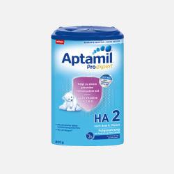 德国直邮【包邮包税】Aptamil 德国爱他美半水解奶粉HA 婴幼儿奶粉 2段(0-3个月)800g*2罐