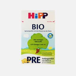 德国直邮 HIPP BIO喜宝有机婴儿奶粉 pre段(0~3个月)600g  【包邮包税】