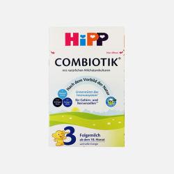 HIPP/喜宝 益生菌奶粉 3段(10-12个月)600g(德国直邮/包邮包税)