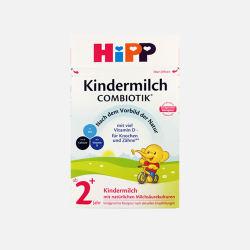 HIPP/喜宝 益生菌奶粉 2+(2岁以上)600g   (德国直邮/包邮包税)