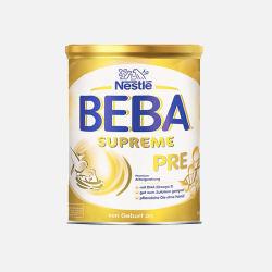 Nestle/雀巢 BEBA至尊版 婴幼儿奶粉PRE段(0-3个月) 800g (德国直邮/包邮包税)