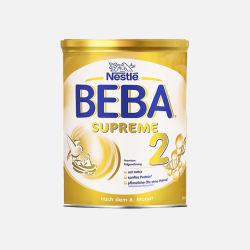 Nestle/雀巢 BEBA至尊版 婴幼儿奶粉 2段(6个月以上) 800g (德国直邮/包邮包税)
