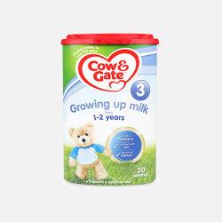 Cow Gate/牛栏 奶粉 3段 1-2岁 奶粉800g(英国直邮/包邮包税)