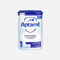 Aptamil/爱他美 奶粉1段 0-6个月 800g  (英国直邮 包邮包税)  新老包装随机发货