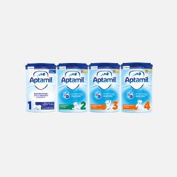 Aptamil/爱他美 奶粉 800g 装(英国直邮/包邮包税)  新老包装随机发货