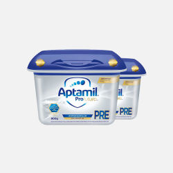Aptamil/德国爱他美 白金版 婴幼儿奶粉 pre段(0-6个月)800g 新包装 (德国直邮/包邮包税)