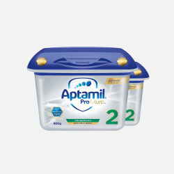 Aptamil/德国爱他美 白金版 婴儿奶粉 2段(6个月以上)800g  新包装 (德国直邮/包邮包税) 三周内发货