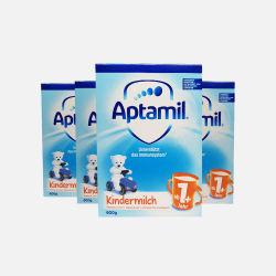Aptamil/德国爱他美 蓝版 婴儿奶粉 4段/1+段(1-2岁)600g 新包装 (德国直邮/包邮包税)