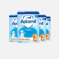 Aptamil/德国爱他美 蓝版 婴儿奶粉 5段/2+段 (2岁以上) 600g  新包装 (德国直邮/包邮包税)