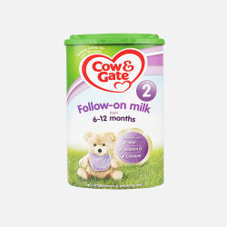 Cow Gate/牛栏 奶粉2段 6-12个月 奶粉800g (英国直邮/包邮包税)