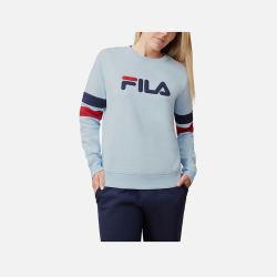 美国直邮【包邮包税】斐乐Fila 女士款圆领套头加绒卫衣  多色多号可选