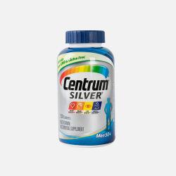 Centrum/惠氏 善存银片50岁老年人男性复合维生素250粒 (美国直邮/包邮包税)