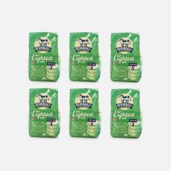 6袋包邮包税澳洲直邮Devondale 德运脱脂高钙成人奶粉学生中老年奶粉儿童青少年补钙 1kg*6