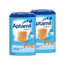 德国APTAMIL爱他美 婴儿奶粉 PRE段 0-3个月 800G 保质期2019年8月