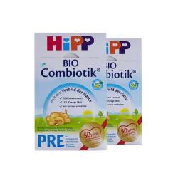 HIPP喜宝 益生菌奶粉 PRE段 0-6个月 600G 效期19年5月