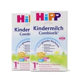 HIPP德国喜宝 益生菌奶粉 1+段 1岁以上 600G 19年8月