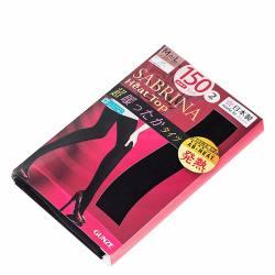 GUNZE/郡是 SABRINA系列150D吸湿发热防寒保暖连裤袜 2件装(包邮完税)