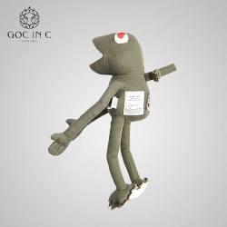GOC IN C OFF 10000毫安青蛙充电宝(love蛙款)