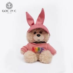 GOC IN C x DUEPLAY 18年新款兔兔熊充电宝 10000毫安(粉兔兔款-包邮)