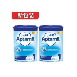 Aptamil/德国爱他美 蓝版 婴儿奶粉 1段(3-6个月) 800g (德国直邮/包邮包税)新包装