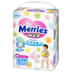 MERRIES/花王妙而舒 纸尿裤通用拉拉裤 L44