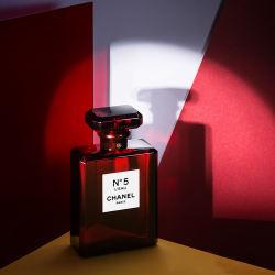 Chanel/香奈儿 圣诞限量 5号香水100ml 红色限量圣诞版 (美国直邮 包邮包税)
