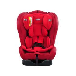 德国POUCH 0-4-6岁新生儿宝宝便携式儿童安全座椅Q18-1 红色(完税仓包邮发货)
