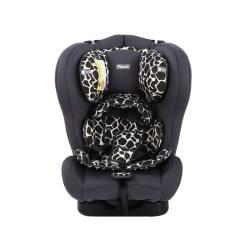 德国POUCH 0-4-6岁新生儿宝宝便携式儿童安全座椅Q18-1 黑色(完税仓包邮发货)