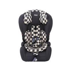 德国POUCH 适用9月-12岁儿童安全座椅车载宝宝安全座椅Q19 黑色(完税仓包邮发货)