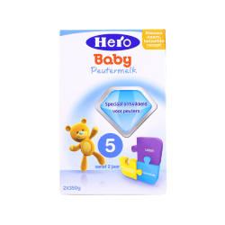 HEROBABY/荷兰美素 5段奶粉 2岁以上 700G*2盒(包邮包税)