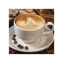 马来西亚 LUBOV/琉鲍菲 卡布奇诺咖啡 20包(完税仓包邮发货)