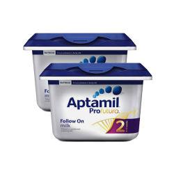 Aptamil/爱他美 奶粉白金版2段 6-12个月 800g (英国直邮/包邮包税)