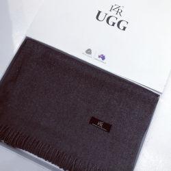 澳大利亚 IZR UGG 19号深灰色围巾 尺寸200*70cm 25%羊绒(香港直邮)