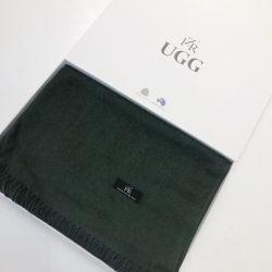 澳大利亚IZR UGG 18号圣诞绿围巾 尺寸200*70cm 25%羊绒