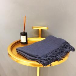 澳大利亚IZR UGG 9号藏青色围巾 尺寸200*70cm 25%羊绒(香港直邮)