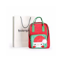 【圣诞限量版】杯具熊 圣诞老人款儿童书包(完税仓包邮发货)
