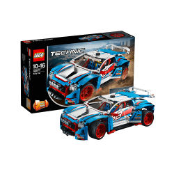 LEGO乐高 机械组Technic拉力赛车10-16岁(包邮包税)