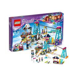 LEGO乐高 女孩好朋友Friends滑雪度假村升降缆车8-12岁 拼插积木 41324(包邮包税)