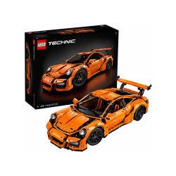 LEGO乐高 保时捷911 GT3 RS 16岁+ 拼插积木 42056(包邮包税)